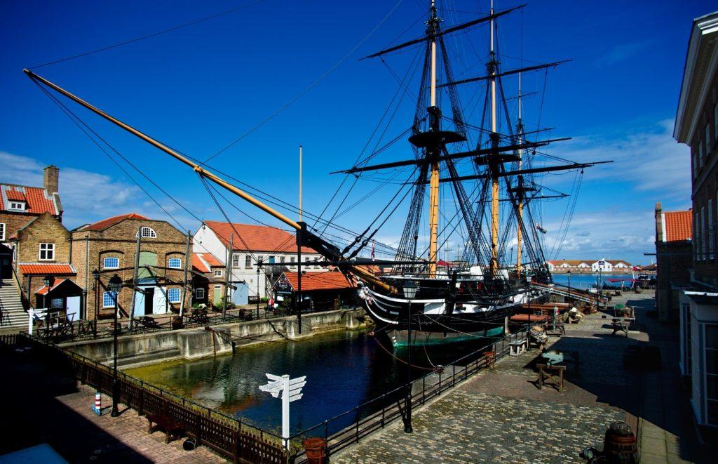 Museum Kemaritiman Royal Navy Di Hartlepool