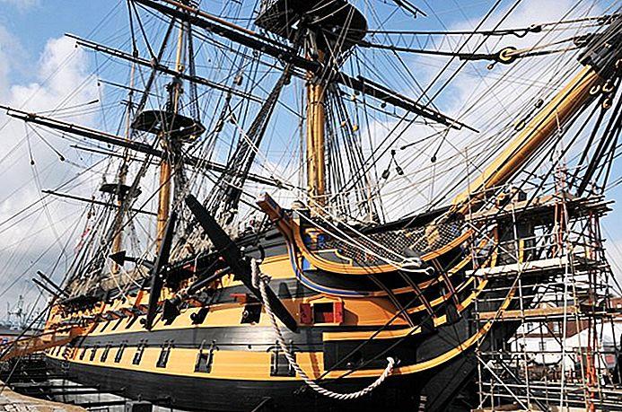 Mengunjungi Museum Kemaritiman Royal Navy Di Hartlepool Inggris