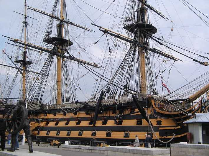Sejarah Museum Kemaritiman Royal Navy Di Hartlepool