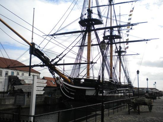 Kemaritiaman Negara Inggris! Belajar Dan Berekreasi Di Museum Royal Navy Hartlepool
