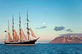 Sailing Ship Kapal Layar Hasil Buatan Inggris