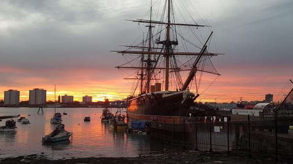 Mengunjungi Salah Satu Museum Royal Navy di Hartlepool Inggris
