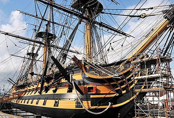 Objek Wisata Museum Kemaritiman Royal Navy Di Hartlepool Inggris