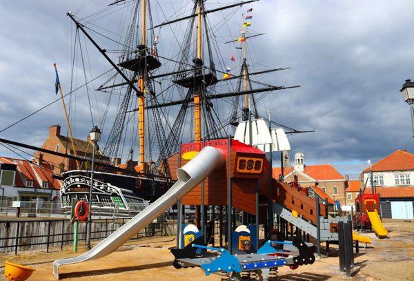 Mengenal lebih dekat Museum Nasional Royal Navy di Hartlepool Inggris
