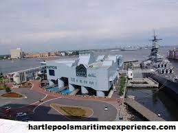 Nauticus Museum Sains Maritim Yang Terletak di Tepi Pantai Virginia